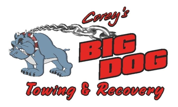 Corey's Big Dog Towing